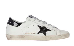 Golden Goose Superstar Low-Top Leather Sneaker